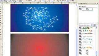 getlinkyoutube.com-pincel de estrellas  (corel draw X3)