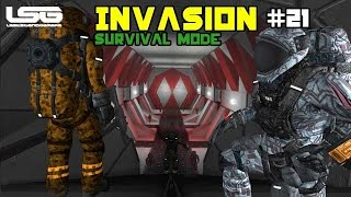Space Engineers - The Invasion - Part 21