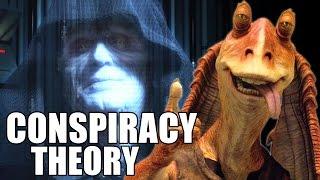 getlinkyoutube.com-Jar Jar is a SITH LORD?! |  Star Wars Conspiracy Theories - TheJongasm