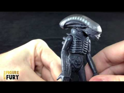 Funko x Super7 Alien ReAction Alien Action Figure Review