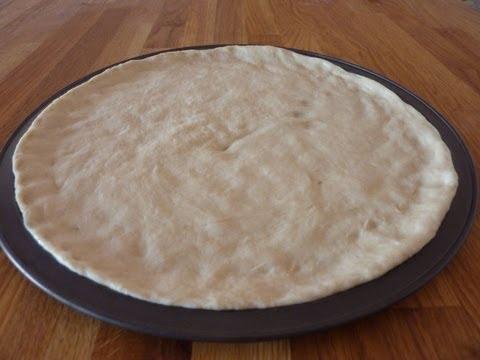 Cómo hacer Masa de Pizza Esponjosa | LHCY