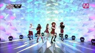 getlinkyoutube.com-f(x)_첫 사랑니 (Rum Pum Pum Pum by f(x)@M COUNTDOWN 2013.7.25)