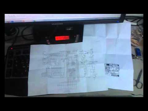 Индикатор расхода топлива - версия 2 - отладка дисплея