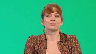 Does Katherine Parkinson pronounce 'Mick Hucknall' wrong? - Would I Lie to You? Series 9 - BBC
