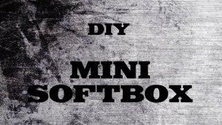 getlinkyoutube.com-DIY Mini Softbox Video Light