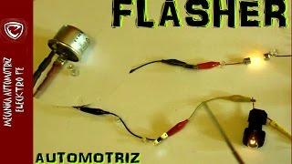 getlinkyoutube.com-Flashers electronicos, reles y direccionales en el auto