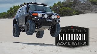 getlinkyoutube.com-Project FJ Cruiser - Second Test Run