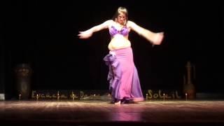 getlinkyoutube.com-Cinthia Peralta , escuela danzas arabes Soleil