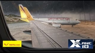 getlinkyoutube.com-*** X-PLANE 10 *** AS REAL AS IT GETS !!!  MADEIRA DEPARTURE