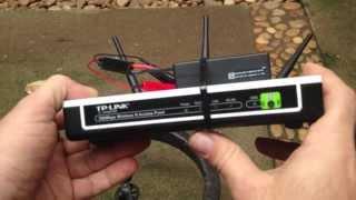 getlinkyoutube.com-AR DRONE 2.0 -- Mods & Range Extender Review