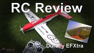 getlinkyoutube.com-RC Reviews: Durafy EFXtra Acrobatic FPV Plane