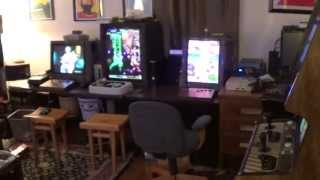 STG Themed Game Room