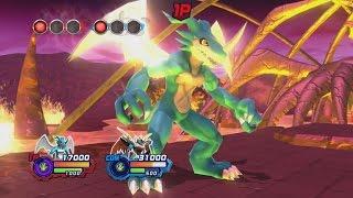 getlinkyoutube.com-DIGIMON All-Star Rumble - Veemon Story Mode Gameplay Walkthrough [1080p HD]