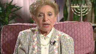 getlinkyoutube.com-Holocaust Survivor Esther Clifford Testimony