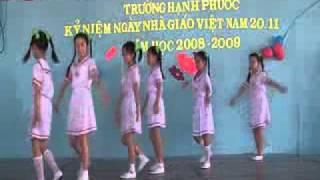 Bụi phấn - Tiểu học Hạnh Phước