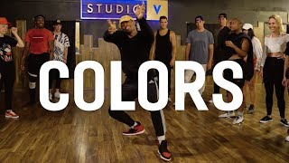 Jason Derulo - Colors | Jeremy Strong Choreography | DanceOn Class