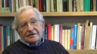 Professor Chomsky Interview: Reflections on Education and Creativity