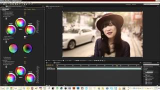 getlinkyoutube.com-Video hướng dẫn chỉnh màu ra tông nâu nâu kiểu nghệ nghệ =)) Phần 1