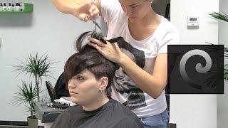 getlinkyoutube.com-extreme short pixie undercut hair makeover, nape buzz cut haircut women by alisha heide