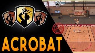 getlinkyoutube.com-NBA 2K17 Badges | How To Get The Acrobat Badge! (2-Step Process Explained)