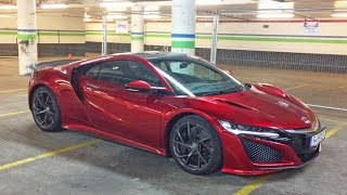 getlinkyoutube.com-New Honda NSX: take the guided tour