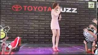 getlinkyoutube.com-[2/3] มิ้นต์ ชาลิดา [สายตายาว - Sugar Eyes] @ Toyota Buzz เพชรเกษม88 [7.11.15]