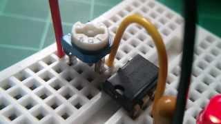 getlinkyoutube.com-Playing with Flashing Lights - BC109, 555 or Microcontroller?