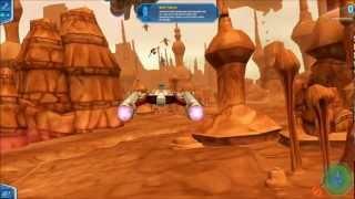 getlinkyoutube.com-Clones Wars Adventures: Geonosis Saga Campaign HD