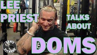 getlinkyoutube.com-LEE PRIEST talks about DOMS in Bodybuilding