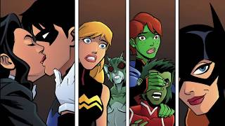 getlinkyoutube.com-Who's Had Sex With Who In Young Justice?