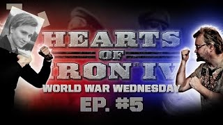 "getlinkyoutube.com-Hearts of Iron IV - ""World War Wednesday"" Part 5"
