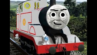getlinkyoutube.com-My Ghost Train The Untold Story of Timothy Posters/Timothy the Ghost Train in CGI