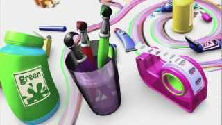 Art attack - Tunnel Instantané - Sur Disney Junior !