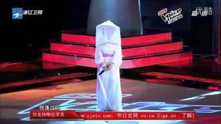getlinkyoutube.com-The Most beautiful voice of China,中国好声音(二)3