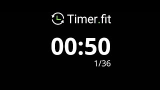 getlinkyoutube.com-50 Second Interval Timer