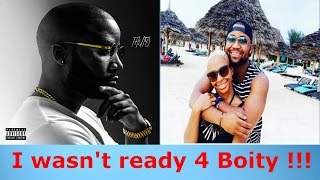 Cassper Nyovest admits to CHEATING on Boity Thulo with side 'B*tches' on Thuto album!