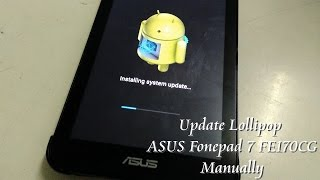 getlinkyoutube.com-How to update ASUS Fonepad 7 to Lollipop