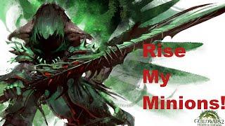 getlinkyoutube.com-Guild Wars 2 : Heart of Thorns - Reaper Minion Master PvP!