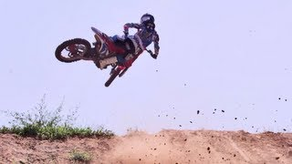 getlinkyoutube.com-Ashley Fiolek is Defending Her Crown - Women's Motocross Action