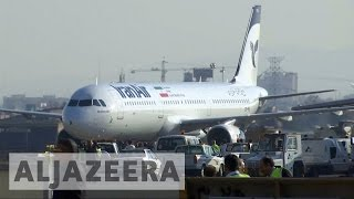 First new Airbus in decades arrives in Iran