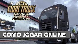 getlinkyoutube.com-Como Jogar Euro Truck Simulator 2 Online!
