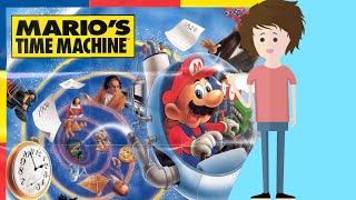 getlinkyoutube.com-Mario's Time Machine - HappyMaskGamer
