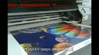 Mimaki JF printer Series (JF-1610/JF-1631)