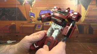 getlinkyoutube.com-Transformers review TFC Ironwill aka Ironhide