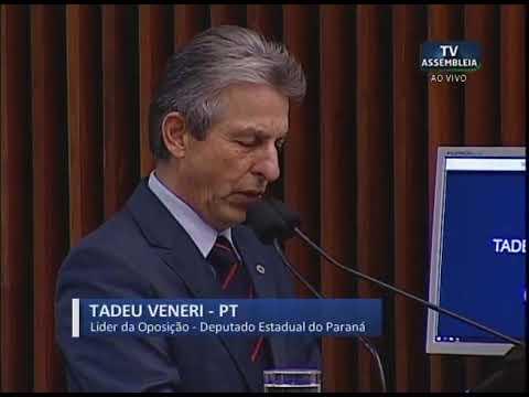 Veneri pede para governador não jogar população contra servidores!