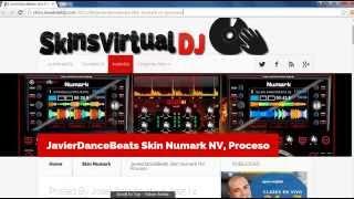 getlinkyoutube.com-Nuevos Skins para el virtual dj pro 7,8 *NEW*  2015