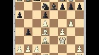 getlinkyoutube.com-Sicilian Scheveningen: Mikhail Tal vs Bent Larsen