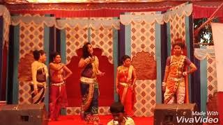 Ghorpadi gaon pune  /Bol Mai Halgi/ Lavani /MAYA PUNEKAR /Shailesh Lokhande/Tamasha 2018