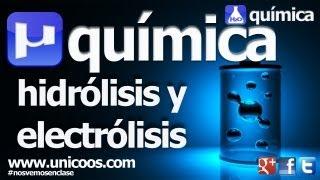 Imagen en miniatura para Hidrolisis - Valoracion ACIDO debil BASE fuerte