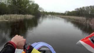 getlinkyoutube.com-Jetski River Race